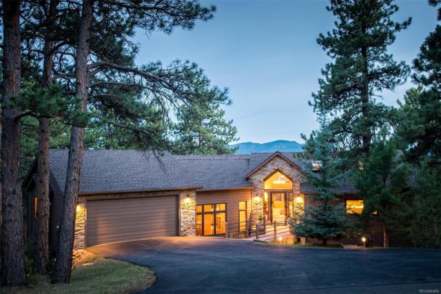 1119 Northridge Court, Golden, CO 80401 (#9893057) :: The City and Mountains Group