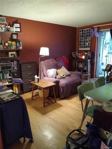 1300 S Parker Road 299F, Denver, CO 80231 (MLS #9893068) :: Kittle Real Estate