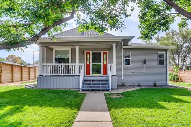 5201 Tejon Street, Denver, CO 80221 (MLS #9893427) :: 8z Real Estate