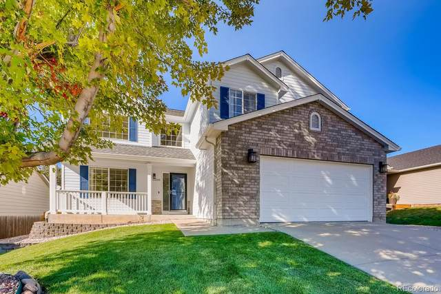 21335 E Prentice Lane, Centennial, CO 80015 (MLS #9893559) :: 8z Real Estate