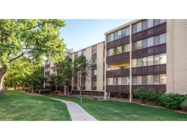 6940 E Girard Avenue #406, Denver, CO 80224 (MLS #9894745) :: 8z Real Estate