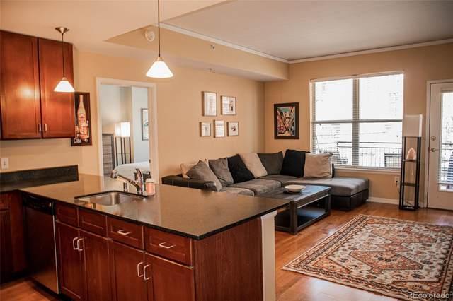 1975 N Grant Street #213, Denver, CO 80203 (#9894793) :: Bring Home Denver with Keller Williams Downtown Realty LLC