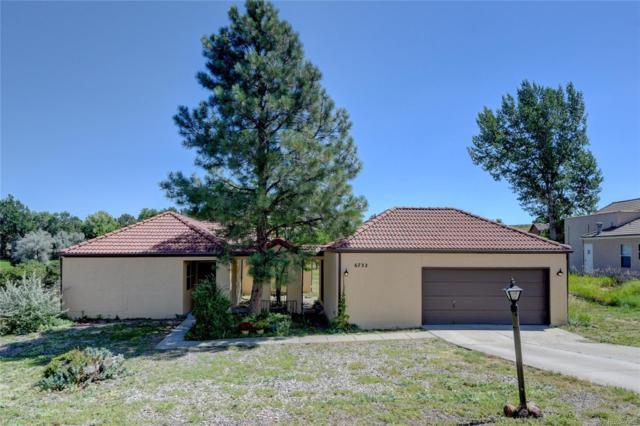 6732 Hillpark Avenue, Parker, CO 80134 (MLS #9894944) :: 8z Real Estate