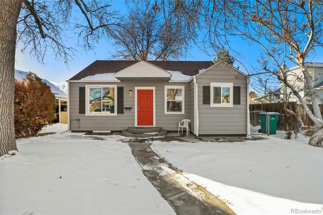2735 S Cherokee Street, Englewood, CO 80110 (#9895002) :: The Healey Group