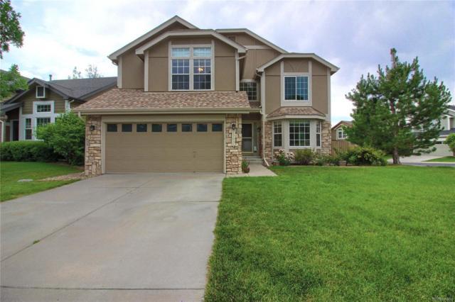 17032 Campo Drive, Parker, CO 80134 (#9895026) :: Bring Home Denver