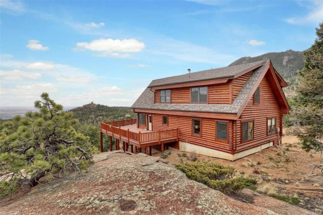 6125 Waterfall Loop, Manitou Springs, CO 80829 (MLS #9895121) :: Kittle Real Estate