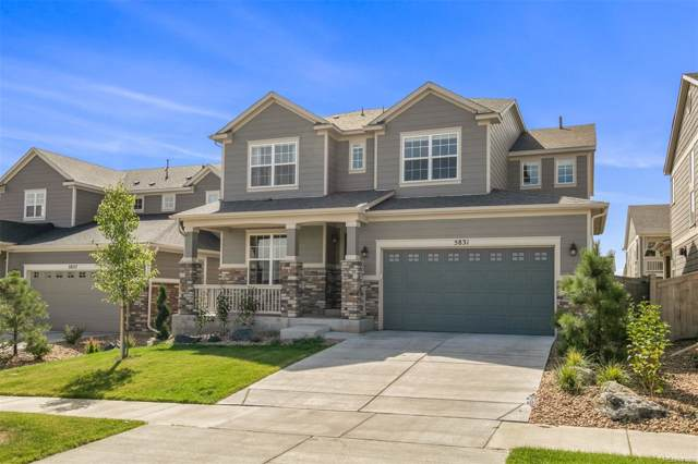 5831 Westerly Place, Longmont, CO 80503 (MLS #9895157) :: 8z Real Estate