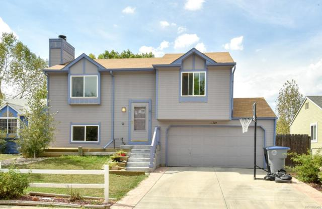 1749 Sunset Street, Longmont, CO 80501 (#9895290) :: The Griffith Home Team