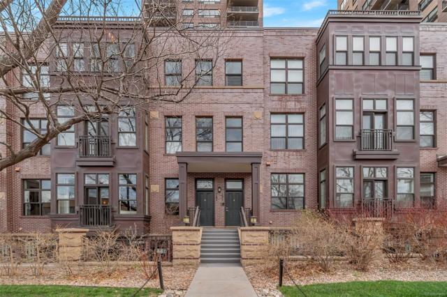 1674 Fillmore Street Al3, Denver, CO 80206 (#9895472) :: Wisdom Real Estate
