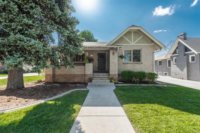1455 Eudora Street, Denver, CO 80220 (#9895694) :: Structure CO Group