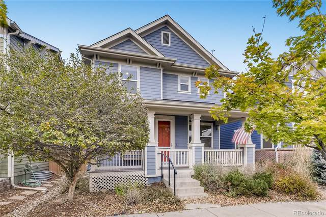 9129 E 23rd Avenue, Denver, CO 80238 (#9895779) :: James Crocker Team
