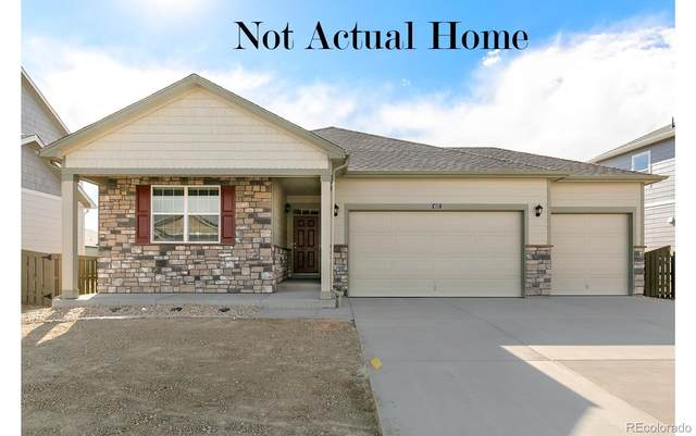 337 Central Avenue, Severance, CO 80550 (MLS #9895911) :: 8z Real Estate