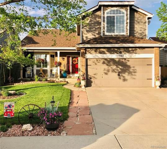 10062 Deer Creek Street, Highlands Ranch, CO 80129 (#9895932) :: HomeSmart Realty Group