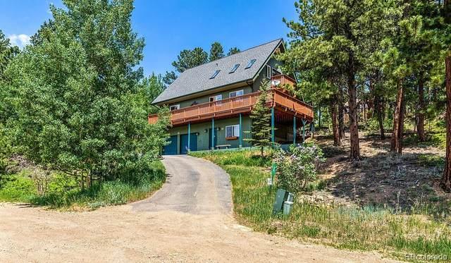 35 Sundown Trail, Nederland, CO 80466 (MLS #9896015) :: 8z Real Estate