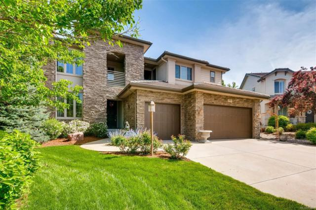 9551 Sunset Hill Drive, Lone Tree, CO 80124 (#9896519) :: The Peak Properties Group