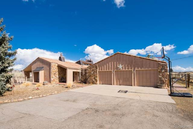 8717 Hilltop Road, Parker, CO 80134 (#9896578) :: Finch & Gable Real Estate Co.