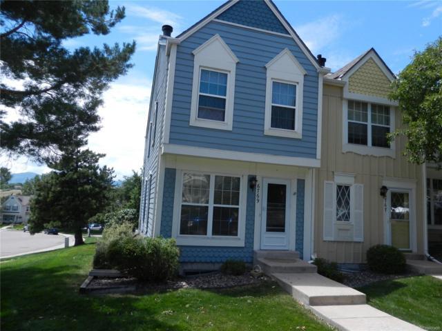 6769 S Independence Street, Littleton, CO 80128 (MLS #9896617) :: 8z Real Estate