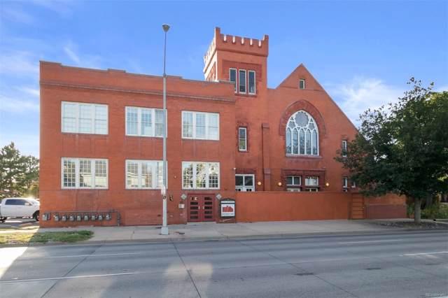 225 N Lincoln Street #3, Denver, CO 80203 (MLS #9896695) :: 8z Real Estate
