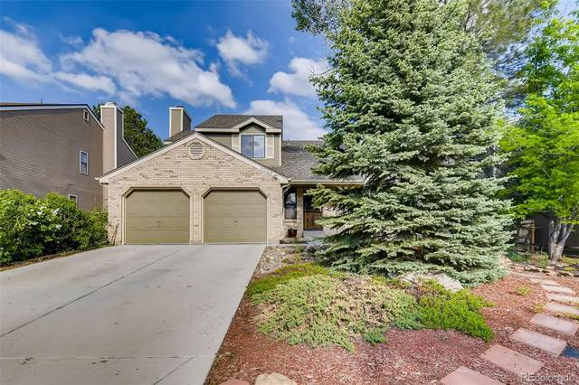 5026 S Evanston Street, Aurora, CO 80015 (#9897126) :: The DeGrood Team