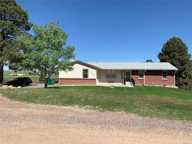 12601 Tenderfoot Trail, Parker, CO 80138 (#9897391) :: The Peak Properties Group