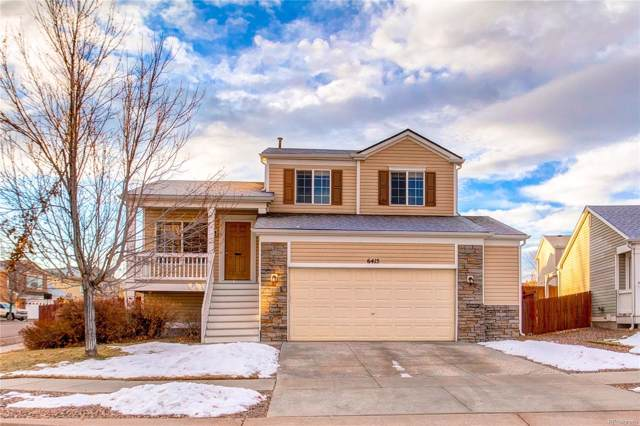 6415 Summer Grace Street, Colorado Springs, CO 80923 (MLS #9897512) :: 8z Real Estate