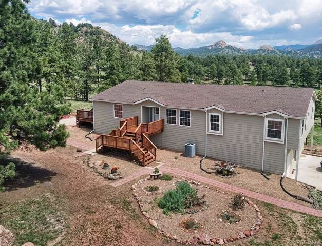9817 County Rd 11, Florissant, CO 80816 (MLS #9897664) :: 8z Real Estate