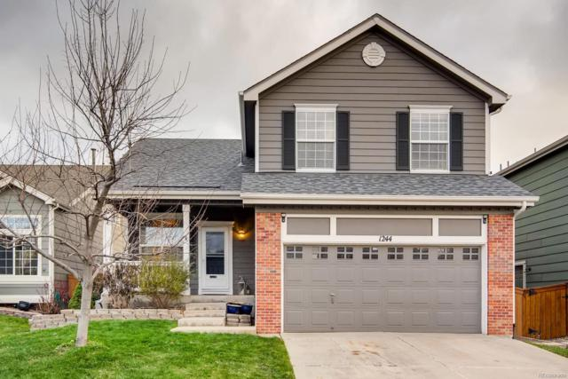 1244 Mulberry Lane, Highlands Ranch, CO 80129 (#9897714) :: My Home Team