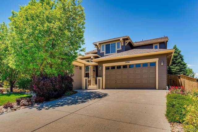 10761 Huntwick Street, Highlands Ranch, CO 80130 (#9897967) :: Mile High Luxury Real Estate