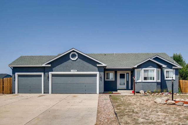 11578 Allendale Drive, Peyton, CO 80831 (#9898726) :: The Pete Cook Home Group