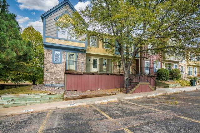 2479 E Nichols Circle, Centennial, CO 80122 (MLS #9898822) :: Find Colorado Real Estate