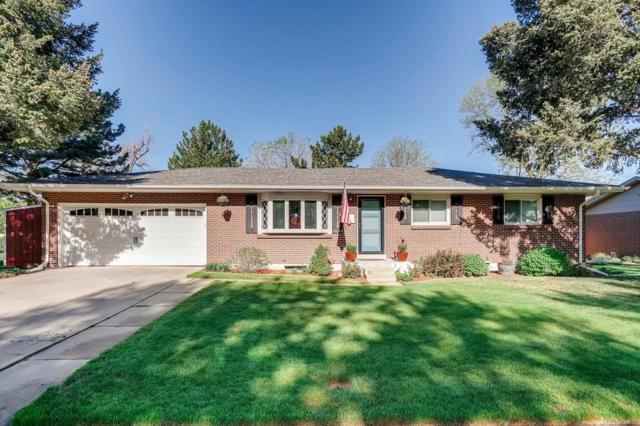 8244 E Kenyon Drive, Denver, CO 80237 (MLS #9898936) :: Keller Williams Realty