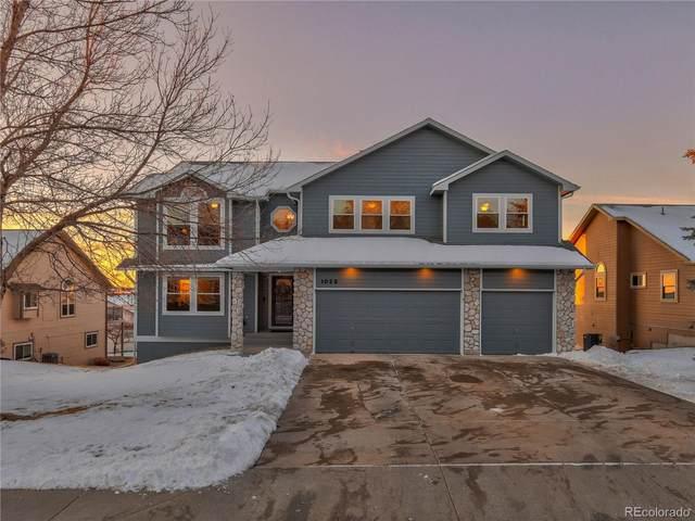 1025 War Eagle Drive, Colorado Springs, CO 80919 (#9898967) :: Venterra Real Estate LLC
