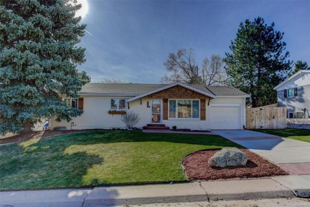 5038 S Michigan Court, Littleton, CO 80123 (#9899306) :: The Heyl Group at Keller Williams
