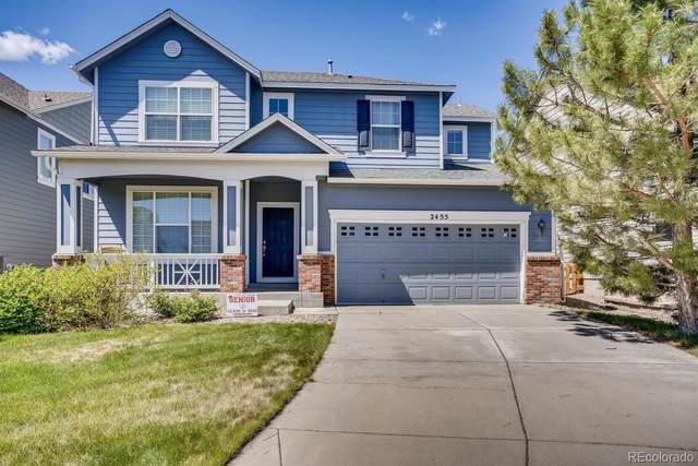 2455 Robindale Way, Castle Rock, CO 80109 (#9899467) :: Mile High Luxury Real Estate