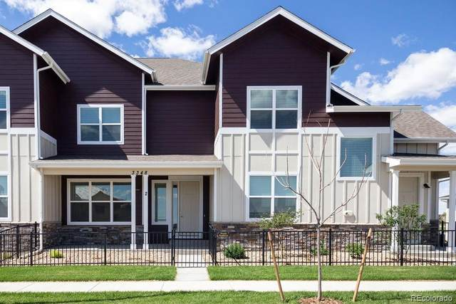 3348 Green Lake Drive #2, Fort Collins, CO 80524 (MLS #9899558) :: Bliss Realty Group