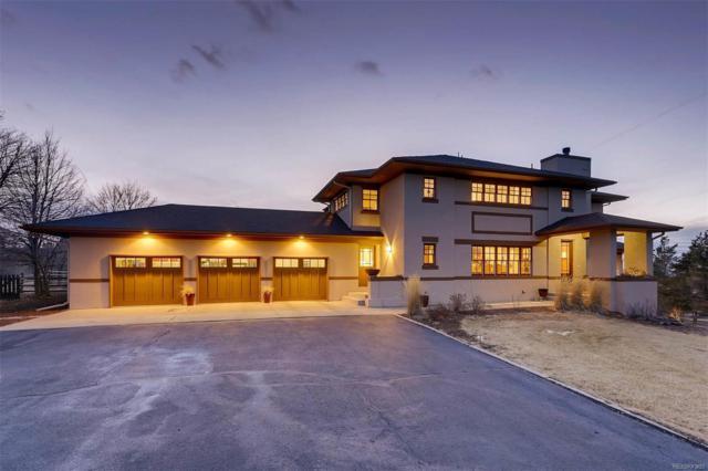 3591 Palmer Ridge Drive, Parker, CO 80134 (MLS #9899621) :: 8z Real Estate