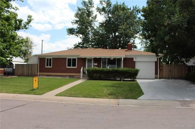 7650 W Arkansas Place, Lakewood, CO 80232 (MLS #9899987) :: 8z Real Estate