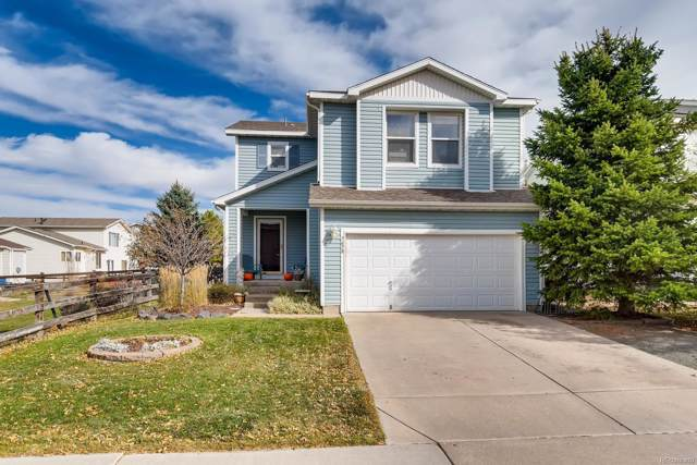 7678 Brown Bear Way, Littleton, CO 80125 (#9900132) :: The Griffith Home Team