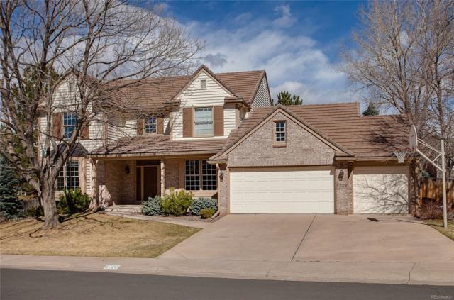6729 E Geddes Lane, Centennial, CO 80112 (#9900260) :: The Peak Properties Group