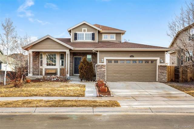 9836 Kalispell Street, Commerce City, CO 80022 (#9900289) :: James Crocker Team