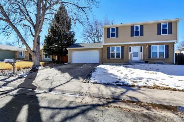 17454 E Prentice Circle, Centennial, CO 80015 (MLS #9900378) :: 8z Real Estate