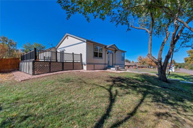 935 Van Gordon Street, Lakewood, CO 80401 (#9900427) :: The Peak Properties Group