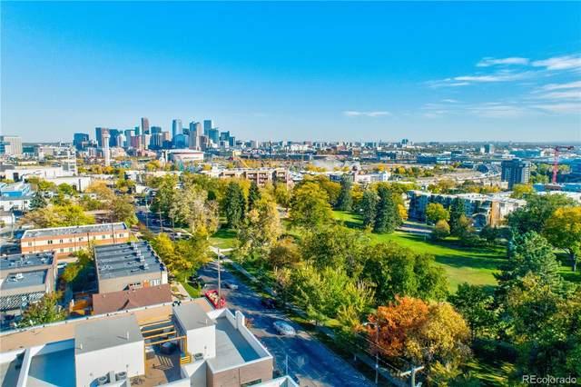2851 W 23rd Avenue #1, Denver, CO 80211 (MLS #9900493) :: 8z Real Estate