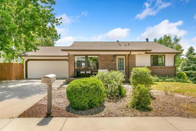 5648 W 63rd Place, Arvada, CO 80003 (#9900580) :: The Heyl Group at Keller Williams