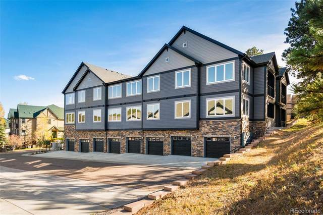 31192 Black Eagle Drive #202, Evergreen, CO 80439 (#9901722) :: Hudson Stonegate Team