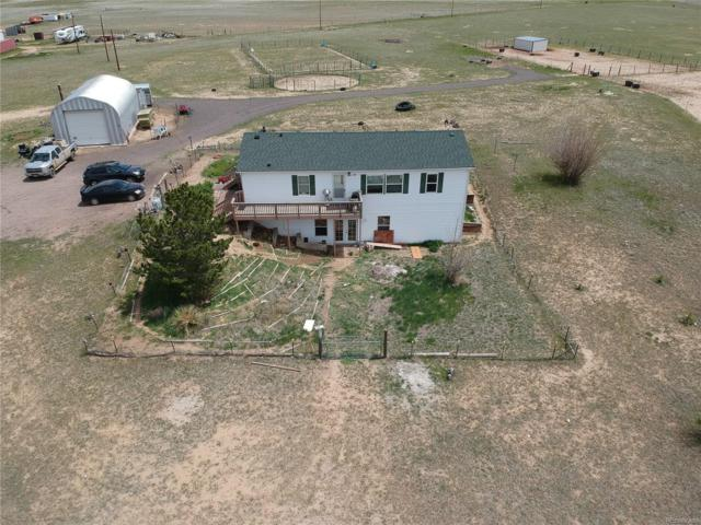 1252 S County Road 185, Byers, CO 80103 (MLS #9901830) :: 8z Real Estate