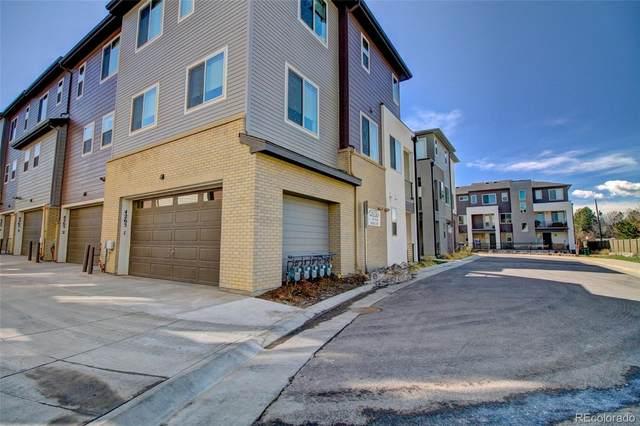 4265 E Iliff Avenue #2, Denver, CO 80222 (#9901849) :: HomeSmart Realty Group