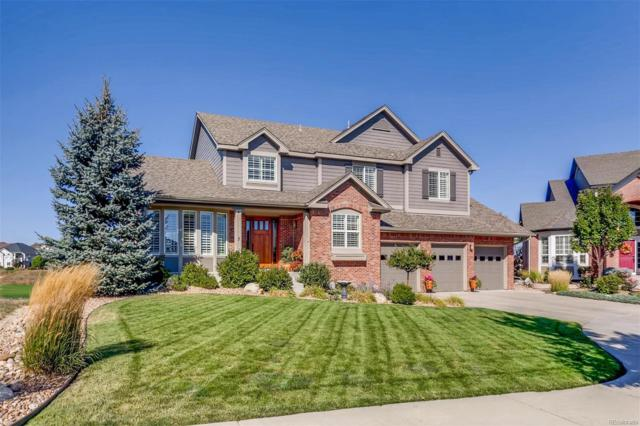 7965 S Titus Court, Aurora, CO 80016 (#9902110) :: Sellstate Realty Pros