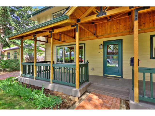 1439 North Street, Boulder, CO 80304 (MLS #9902145) :: 8z Real Estate