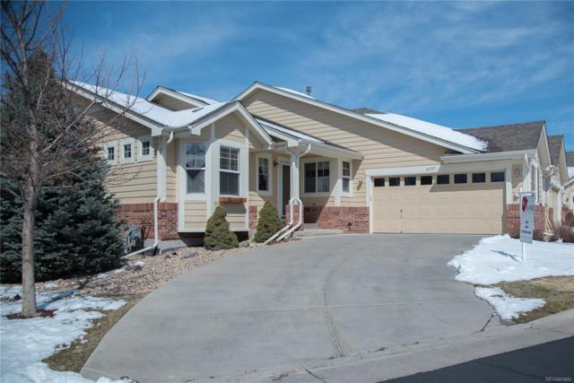 16557 E Auburn Hills Drive, Parker, CO 80134 (#9902268) :: The Peak Properties Group